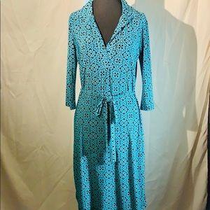 Mlle Gabrielle long sleeve maxi dress.